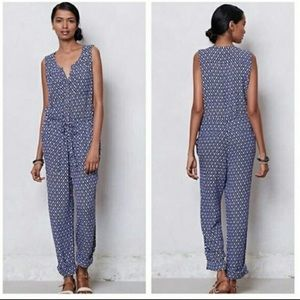 Lilka Dao Ikat jumpsuit from Anthro